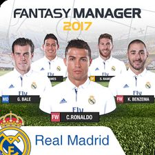 Real Madrid Fantasy Manager'17