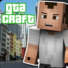Cube Craft Mod for GTA