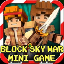 Block Sky War : Mini Game