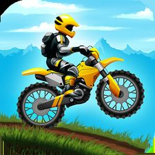 Fun Kid Racing - Motocross.