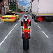 Race the Traffic Moto