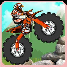 Hill Climb Race Stunt