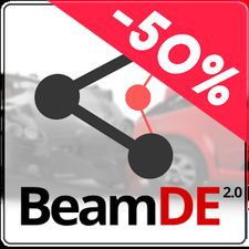 Beam DE2.0:Car Crash Simulator