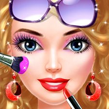 Top Star Doll Salon Makeover