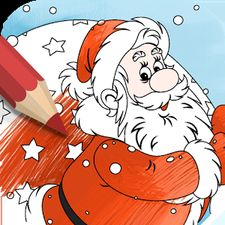 Coloring Game For Christmas