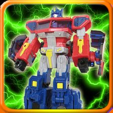 Toy Optimus Prime Puzzle Games