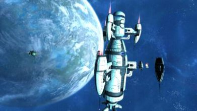 Взломанная Galaxy On Fire 2 HD на Андроид - Космические приключения ждут