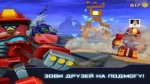 Angry Birds Transformers на Андроид - Птицы Трансформеры вперед